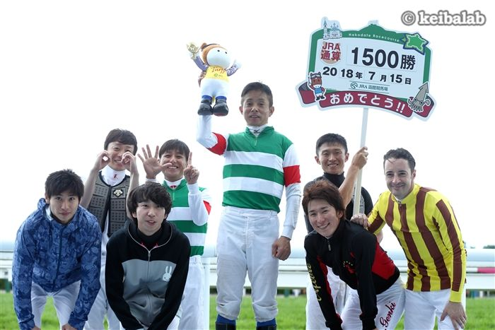 岩田 康誠の騎手情報 | 競馬ラボ